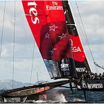 team new zeland - AC72 - Plan verdier