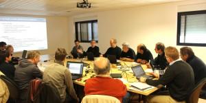 Réunion Architectes Verdier _ Team SOG