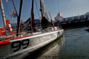 New Boat _ Imoca _ Verdier _ Thomson