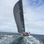 Comanche_Ken Read_First Sail_2