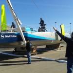 Mise à l'eau - Safran 2 - Plan Verdier VPLP - P5