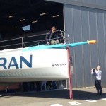 Mise à l'eau - Safran 2 - Plan Verdier VPLP - P9