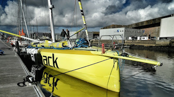No Way Back - Imoca 60 pieds - vendée globe