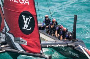 Team New Zealand 2 -Guillaume Verdier