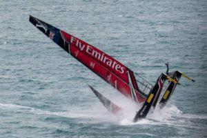 Team New Zealand - Guillaume Verdier