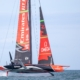 AC75 Emirates Team New Zealand